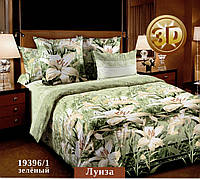 Комплект постельного ЛУИЗА (зеленый)