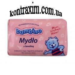 Туалетное мыло Bambino Мыло детское , 90 г, фото 2
