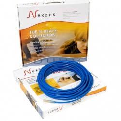 Теплый пол Nexans 17 Вт/м  под стяжку, двухжильный, фото 2