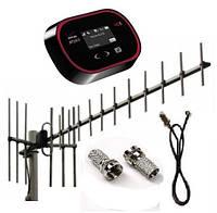 3g wifi роутер 5510L с внешней антенной 17dbi