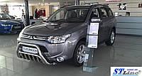 Mitsubishi Outlander XL 2013 Кенгурятник WT002