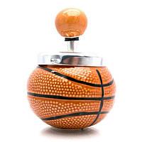 Пепельница керамическая Баскетбольный мяч