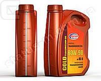 Масло трансмисионное GOLD GL-5 80w90 (1л) (для редукт.) (пр-во Агринол)