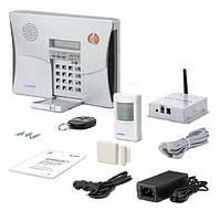 Комплект пожарно-охранной системы LifeSOS LS-30 GSM KIT