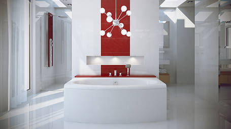 ПАНЕЛЬ лицевая к ванне TELIMENA 180x85 BESCO PMD PIRAMIDA , фото 2