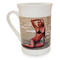 Чашка- раздевашка с девушкой., фото 1