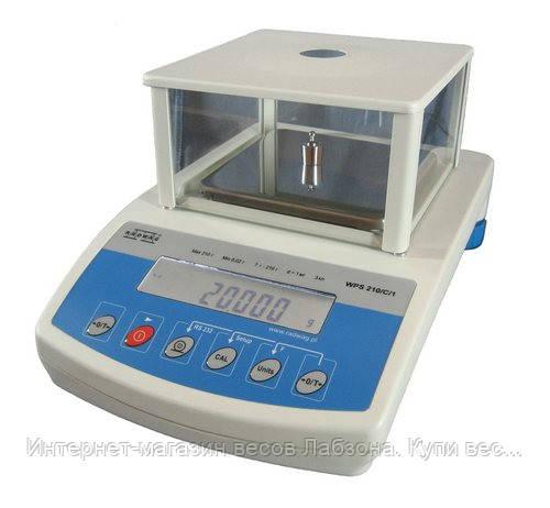 Весы лабораторные PS  R2. Европейское качество