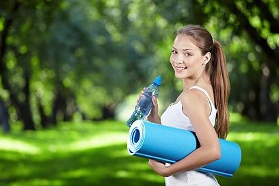 коврики для йоги купить