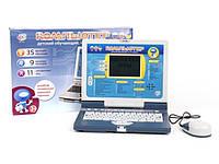 Детский компьютер Joy Toy 7073 на трёх языках агло-русско-украинский с мышью
