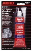 Герметик прокладок (красный) ABRO 85г