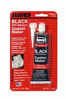 Герметик прокладок (черный) ABRO 85г