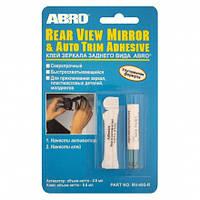 Клей зеркала заднего вида ABRO 6мл