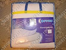 Наматрасник силикон/бязь 90х200 с резинками по углам, фото 3