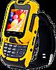 Годинник-телефон KenXinDa W10, клавіатура, камера, 2 SIM-карти, сенсорний екран +Bluetooth-гарнітура!