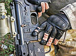 Тактические перчатки