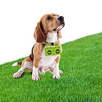Держатель пакетиков для выгула собак Boom Dog Rocketdesign Зеленый