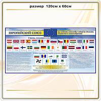 Стенд  евросоюз  код S40075