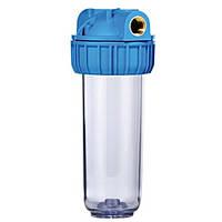"""Фильтр-колба для холодной воды 1"""" Wellfilter"""
