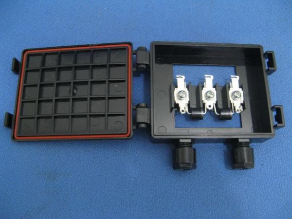 Колодка для самодельной солнечной батареи до 50W