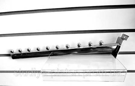 Кронштейн (флейта) в Экономпанель ( Экспопанель ).На 10 шаром, фото 2