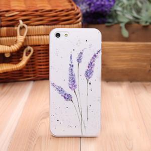 Чехол-накладка Цветы для iPhone 5/5s, Винница