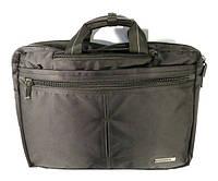 Портфель, рюкзак, сумка для ноутбука текстильная Epol 7020, 42*30*12 см