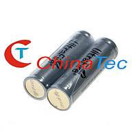 2 x UltraFire TR 14500 1200mAh 3.7V литий-ионный аккумуляторы, фото 1
