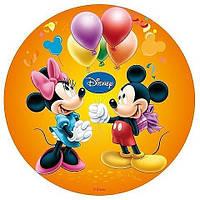 Микки Маус 3 Вафельная картинка