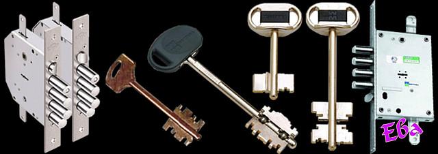 Изготовление ключа по замку
