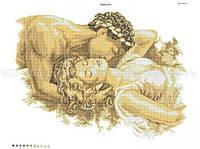 Схема вышивки бисером «Афродита»(З) (A2)