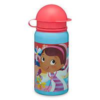 Маленькая бутылочка для воды Доктор Плюшева Doc McStuffins Water Bottle - Small