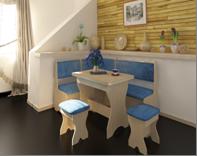 Кухонный уголок 310, ткань 1 кат., фото 1
