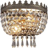 Бра Altalusse 1116W-02 Antique Brass