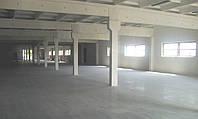 Устройство бетонных промышленных полов с полимерной пропиткой в складах, цехах, паркингах, Киев