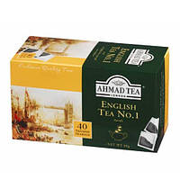 "Чай ""Ahmad"" English Tea №1 40 пакетиков"
