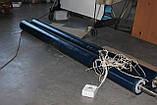 Гумування, або Футеровка приводного барабана стрічкового конвеєра, футеровка роликів і вала поліуретаном., фото 3