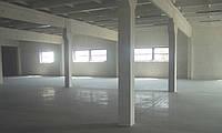 Ремонт бетонных промышленных полов
