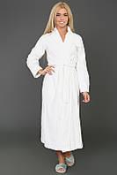 Бамбуковый халат Eke Home DOGA  L белый