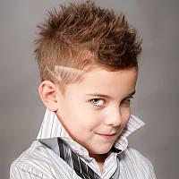 Стрижка волос детская модельная (до 7 лет)