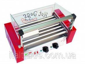 Гриль роликовый Inoxtech HDG 007 G