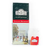 "Чай ""Ahmad"" English Breakfast 25 пакетиков"