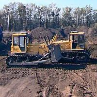 Выравнивание грунта Киев