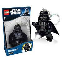 Брелок-фонарик Лего Звёздные войны Дарт Вейдер LGL-KE7, фото 1