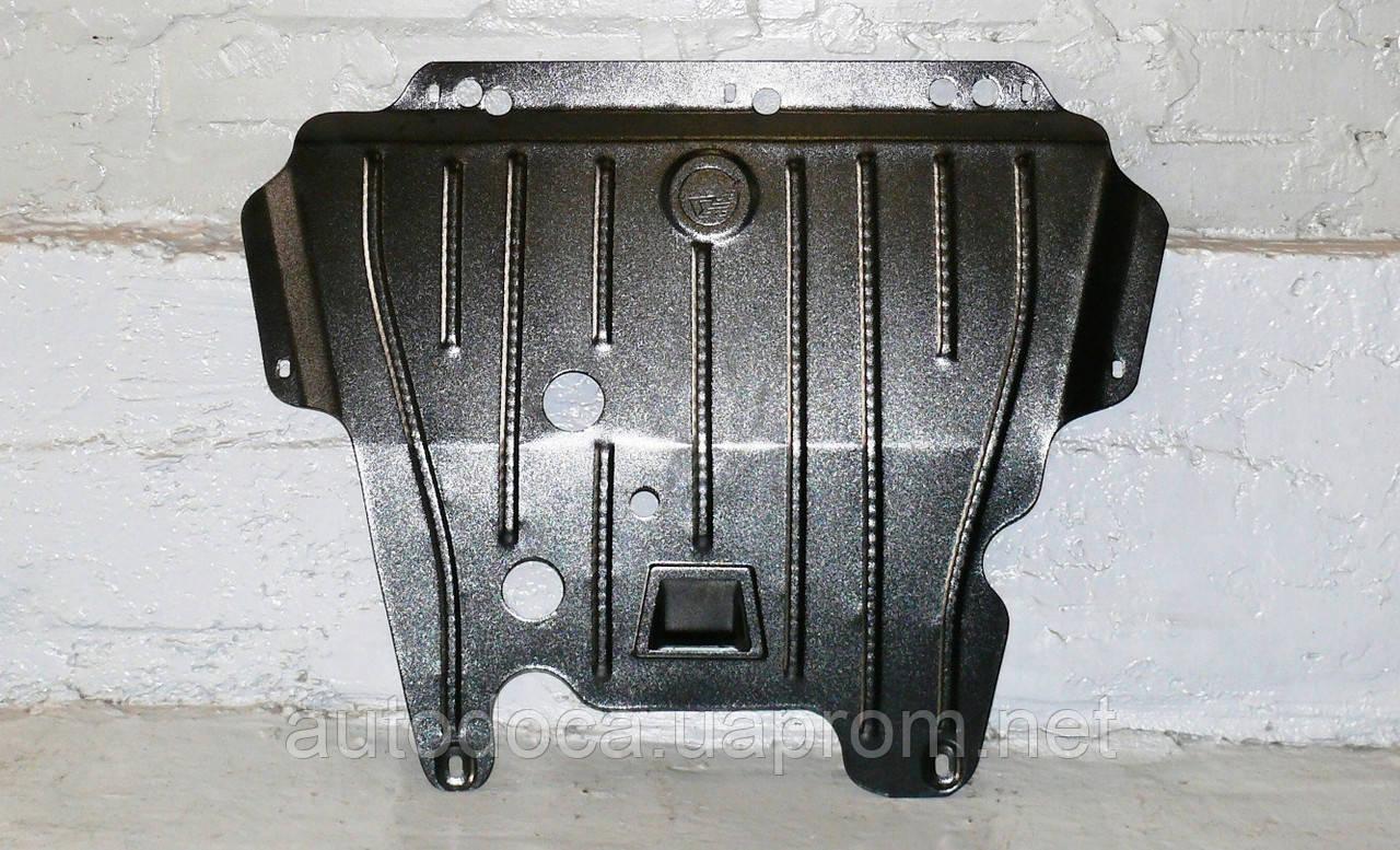 Защита картера двигателя и кпп Renault Megane III  2009-