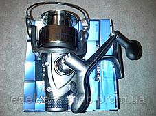 Катушка WEIDA( KAIDA) KX 4000 байтранером 3 подшипников, фото 2
