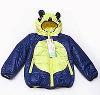 Детская весенняя куртка (размеры: 92-116)