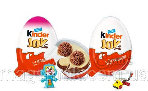 Kinder Surprise JOY (Киндер Сюрприз Джой), фото 2