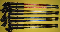 Палки для скандинавской ходьбы универсальные (64-135 см)