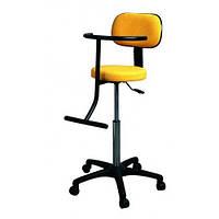 Детское парикмахерское кресло без аппликации