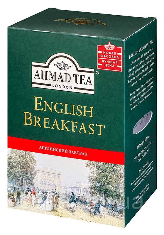 """Чай """"Ahmad"""" English Breakfast  200г"""